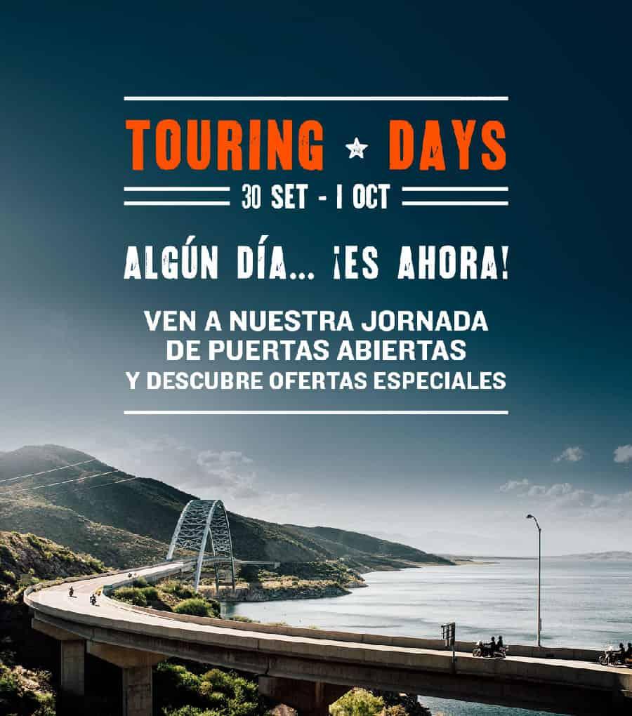 Touring Days 2016